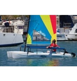 Hobie BACKREST SET WAVE - BLUE