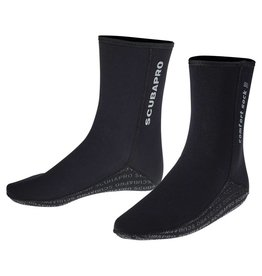 ScubaPro Comfort Socks 3mm - Black