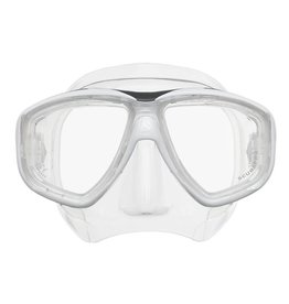 ScubaPro Flux Twin - White - Clear Skirt