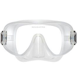 ScubaPro Trinidad Adult Mask - Clear