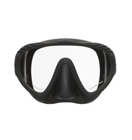 ScubaPro Ghost Mask Silic - Black