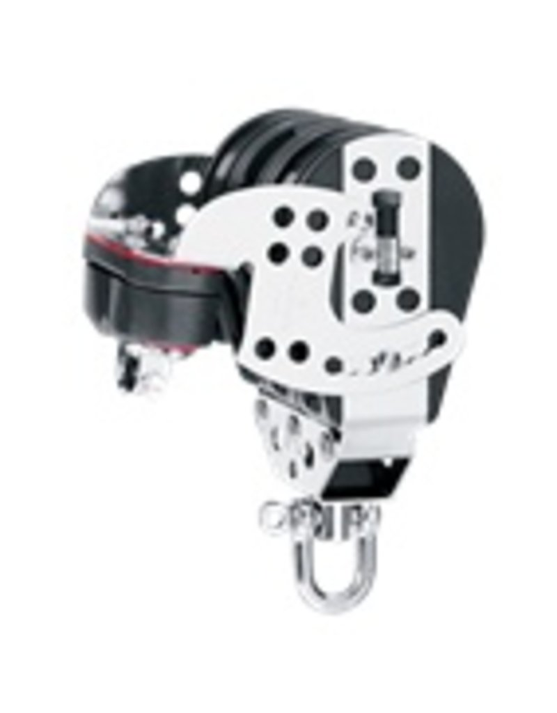 Harken 3.00 Midrange Triple w/Hexaratchet and Cam Cleat