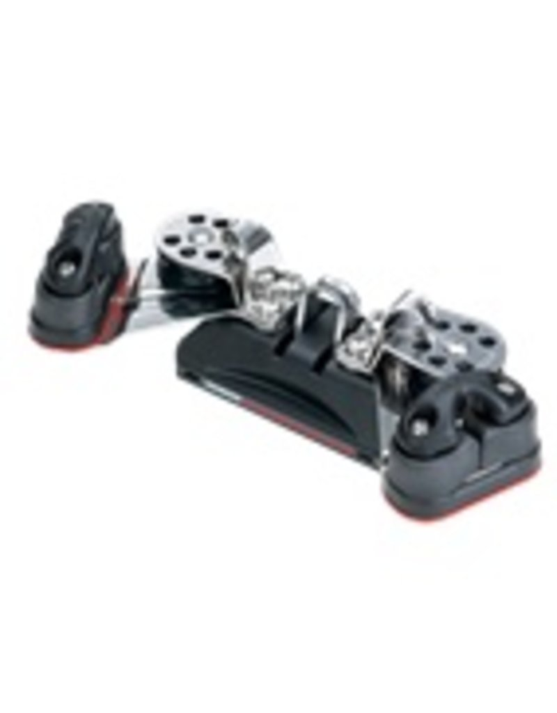 Harken Midrange CB Traveler Car w/Cams