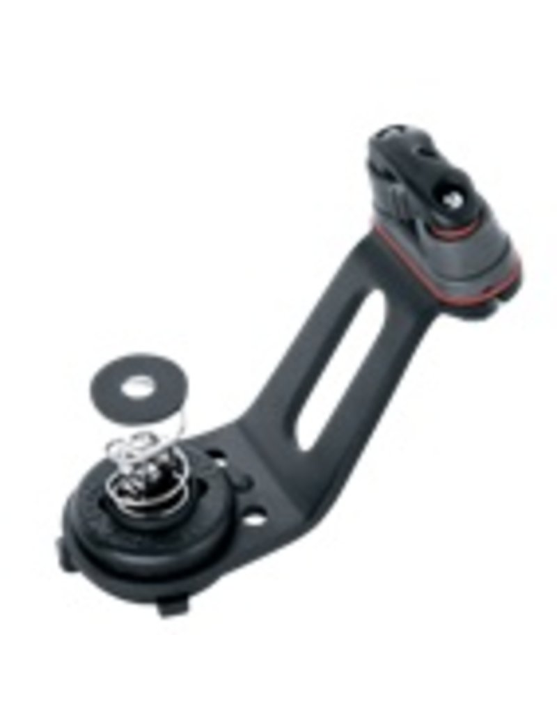 Harken Midrange Swivel Base w/Cam Cleat