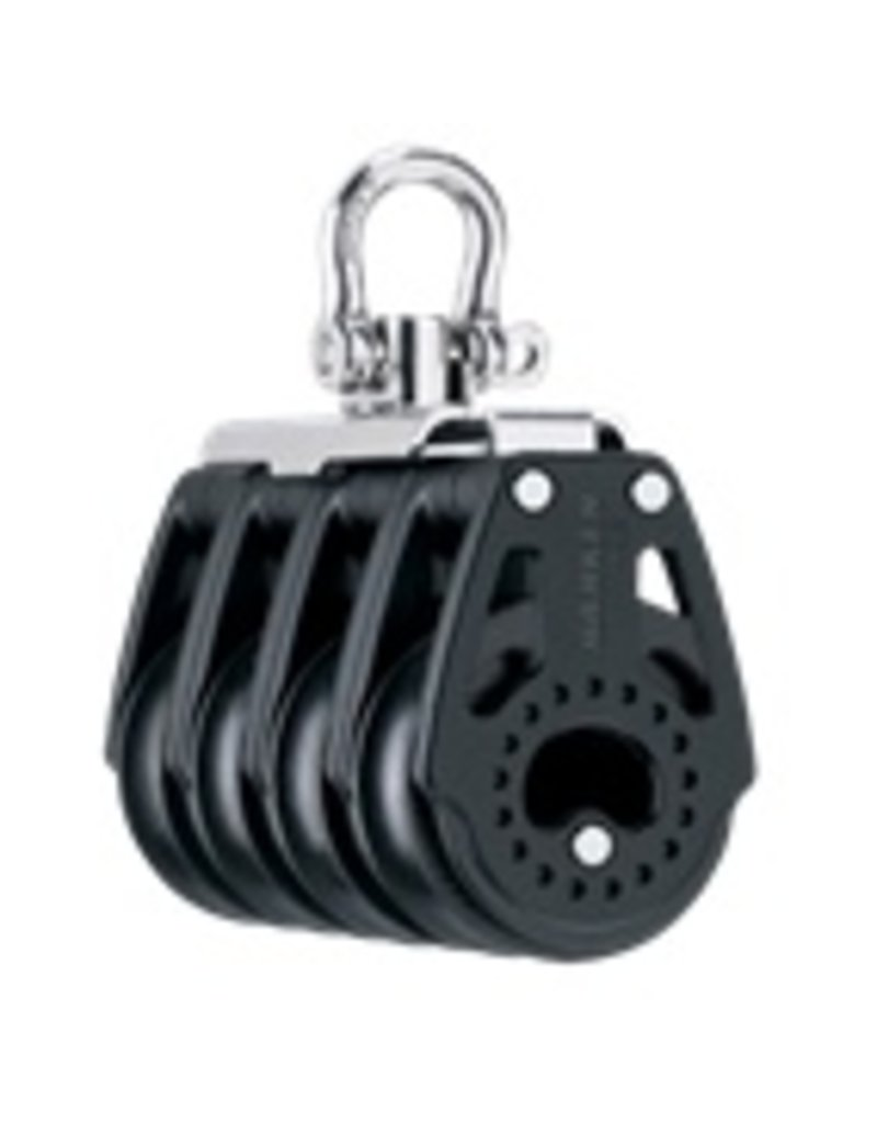 Harken 40mm Carbo Quad Block