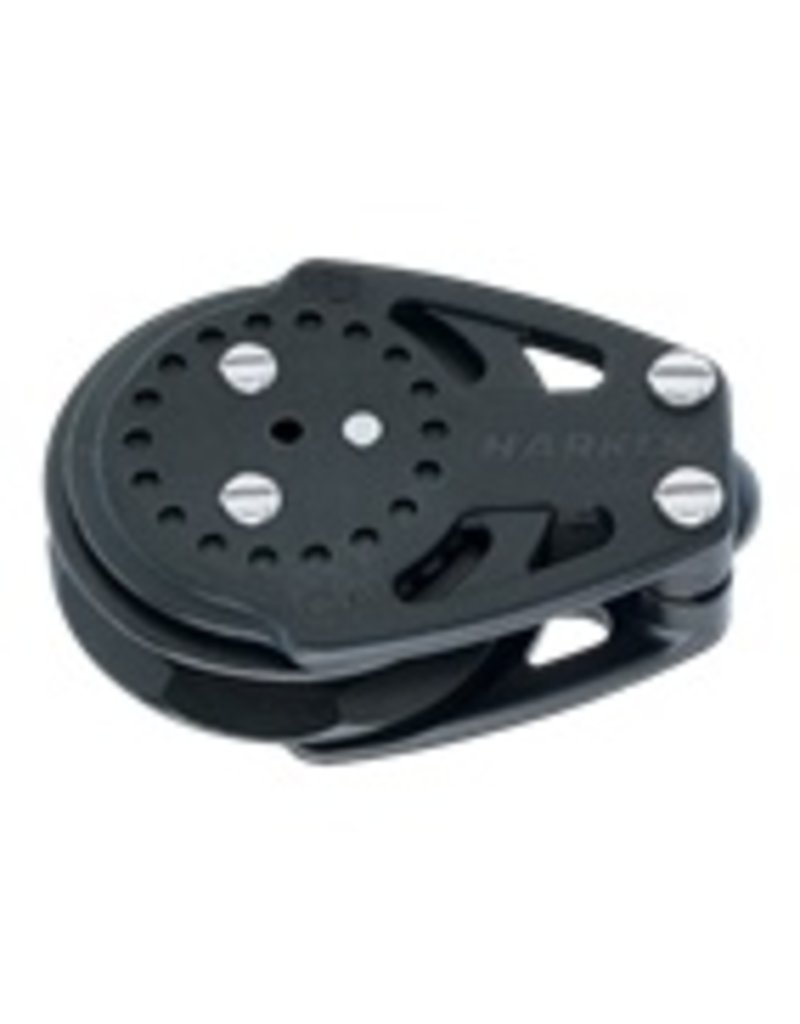 Harken 75mm Carbo Ratchamatic Cheek Block