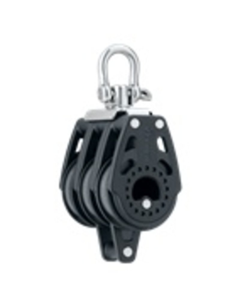 Harken 40mm Carbo Triple Block w/Becket