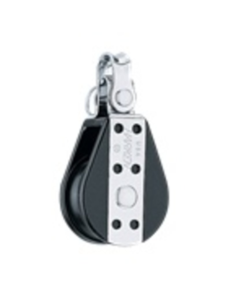 Harken Single Big Bullet w/Two Way Shackle