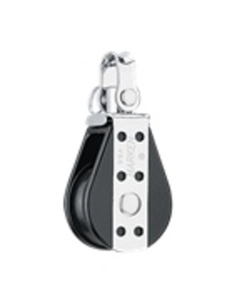 Harken Single Bullet Swivel Block for Wire