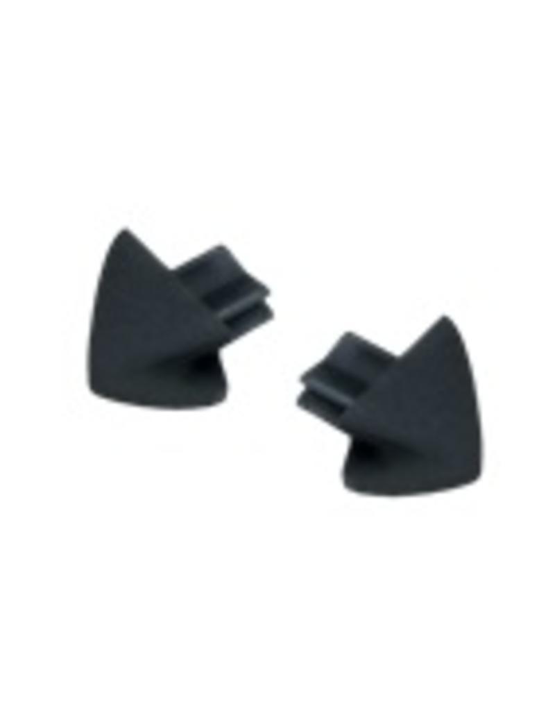 Harken Midrange Low-beam Trim Caps (Pair)