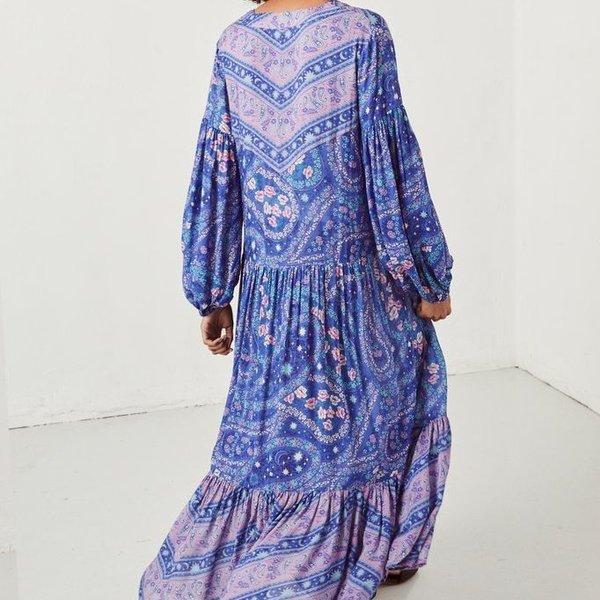 Spell Designs Spell City Lights Gown - I Heart Hanalei Beach Boutique
