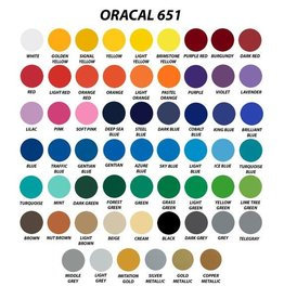 Oracal Oracal 651 Vinyl
