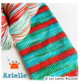 Biscotte Yarns Biscotte Yarns SELF-STRIPING yarn - Bis-Sock Arielle