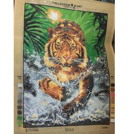 Grafitec Water Tiger - 12.983 Tapestry