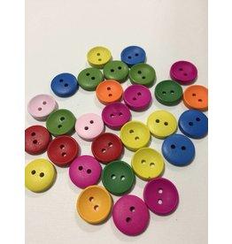 Kathy's Fiber Arts & Crafts Ltd 15mm Color Wood