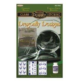 Rub N Etch Rub N Etch Stencils -Dragonfly Designs