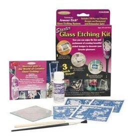 Armor Starter Glass Etching Kit