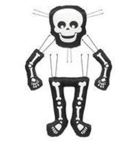 """Craig Bachman 4 Pc 29""""H X 21.25""""L Skeleton Decor Kit"""