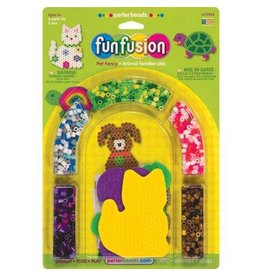 Perler Perler Beads FunFusion Kit - Pet Fancy