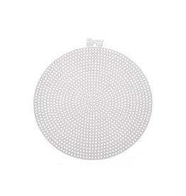 Darice PlasticCanvas Shape - Circle - 4-1/4 inches - 8 pieces
