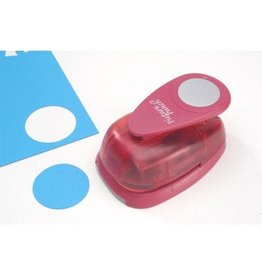 Darice Picture Punch Shape Punch - Circle - 2 inches