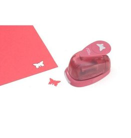 Darice Picture Punch Shape Punch - Butterfly - 5/8 inch