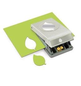 EK Tools EK Tools Green Leaf Punch - 1.5 inches