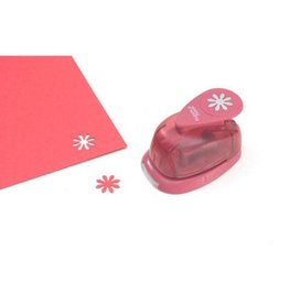 Darice Picture Punch Shape Punch - Daisy - 5/8 inch