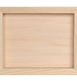 Darice WoodShadow Box - 8.5 x 11 x 1.75 inches