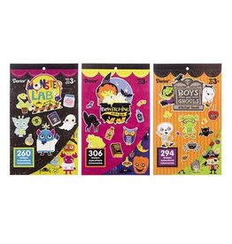 Darice Sticker Book for Kids: Monster Lab, 306Stickers