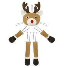 "Craig Bachman 5 Pc 24.5""H Reindeer Decor Kit"