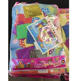 Kim Lantz Kids mini Sticky Mosaic
