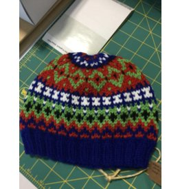 Kim Lantz Kim Multi Color Hat