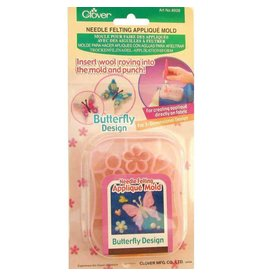Clover CLOVER 8926 - Applique Mold - Butterfly