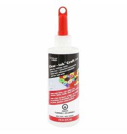 UNIQUE CREATIV UNIQUE CREATIV Clear-takTM Craft Glue - 118ml (4 fl. oz)