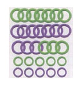 Clover Clover Soft Stitch Ring Markers
