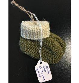 Kathy's Fiber Arts & Crafts Ltd Kathy wool baby booties