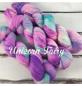 A Whimsical Wood Yarn Co Unicorn Fairy