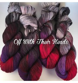 A Whimsical Wood Yarn Co Off With Their Heads