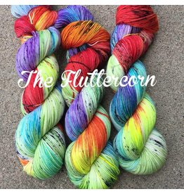 A Whimsical Wood Yarn Co Fluttercorn