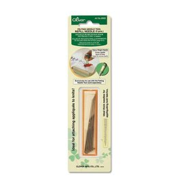 Clover CLOVER 8906 - Felting Needle Refill - Heavy - 5 pcs