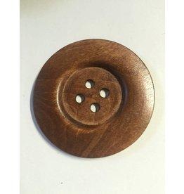 Kathy's Fiber Arts & Crafts Ltd Button 65mm Wood 1