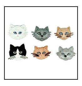 Dress Up Buttons Dress It Up Buttons Cats