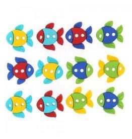 Dress Up Buttons Dress It Up Buttons Fish