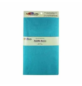 """Hakidd 100% Cotton Fabric - Turquoise - 1.8 x 1m (2yds x 42"""")"""