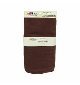 """Hakidd Flannel Solids Fabric -  brown - 1.8 x 1m (2yds x 42"""")"""