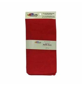"""Hakidd Flannel Solids Fabric - Red - 1.8 x 1m (2yds x 42"""")"""