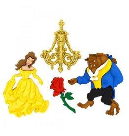 Dress It Up Disney Dress up Buttons Set 1