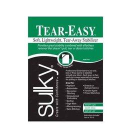 """Sulky SULKY Tear-Easy - White - 50 x 91cm pkg (20"""" x 36"""")"""