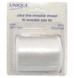 Hakidd Ultra Fine Invisible Thread 457m - Clear
